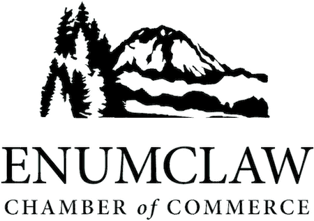 enumclaw chamber commerce logo