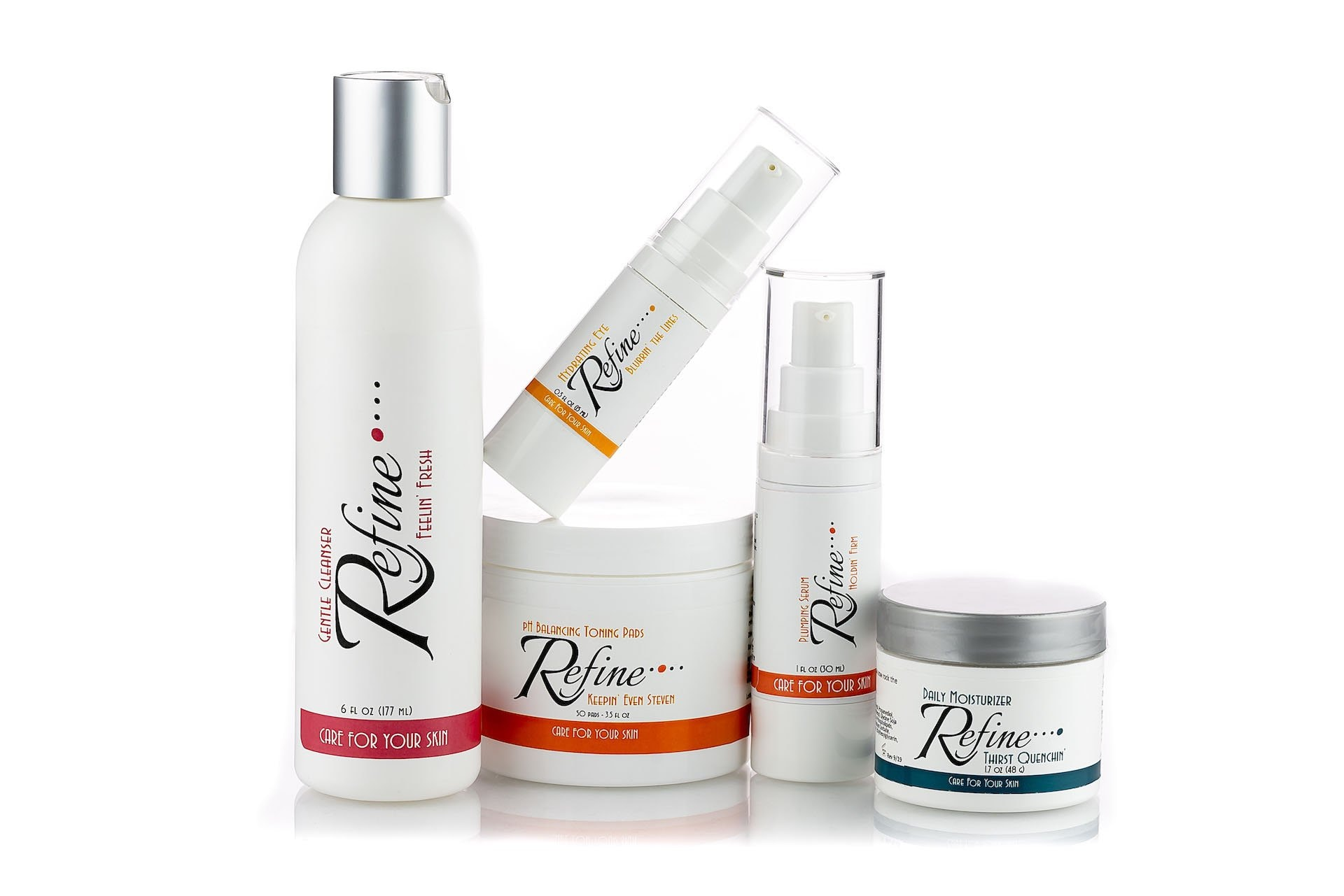 refine product features